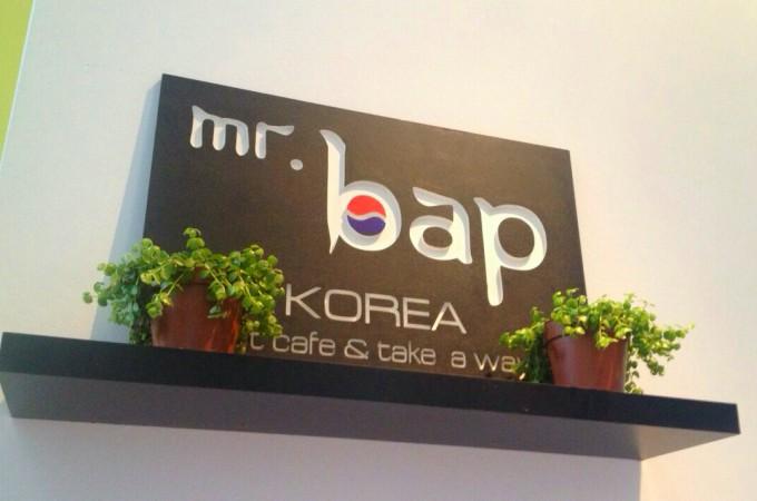 Naar Korea en weer terug @ Mr. Bap