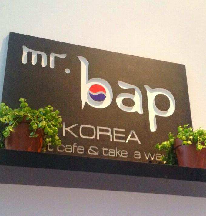 Koreaans restaurant Mr bap