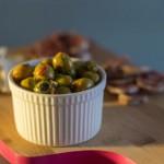 Gemarineerde olijven