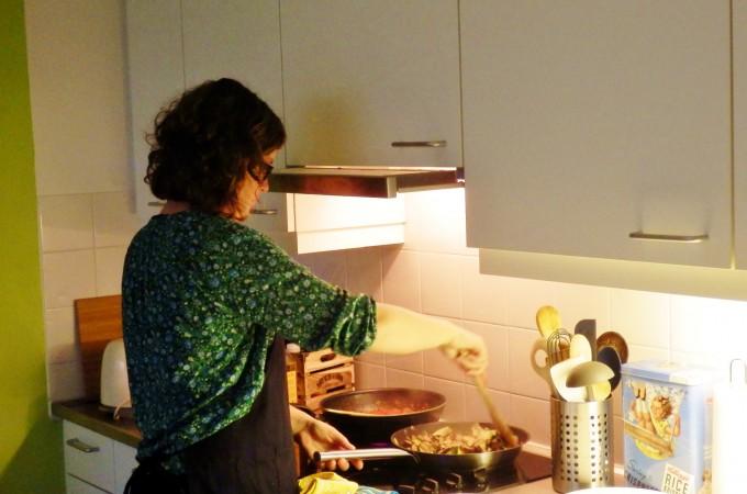 Turks koken met de eetclub!