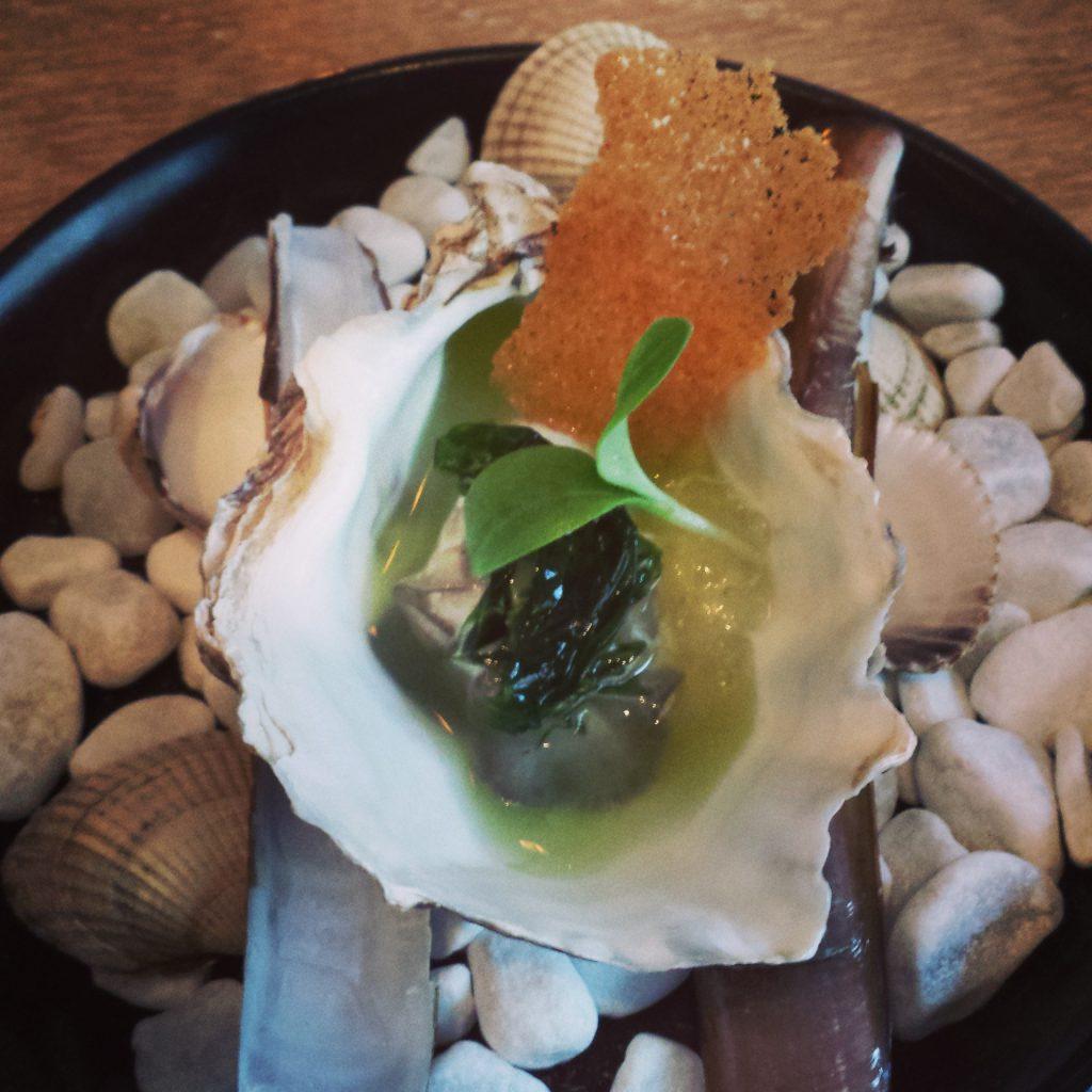 Restaurant Bog - oester