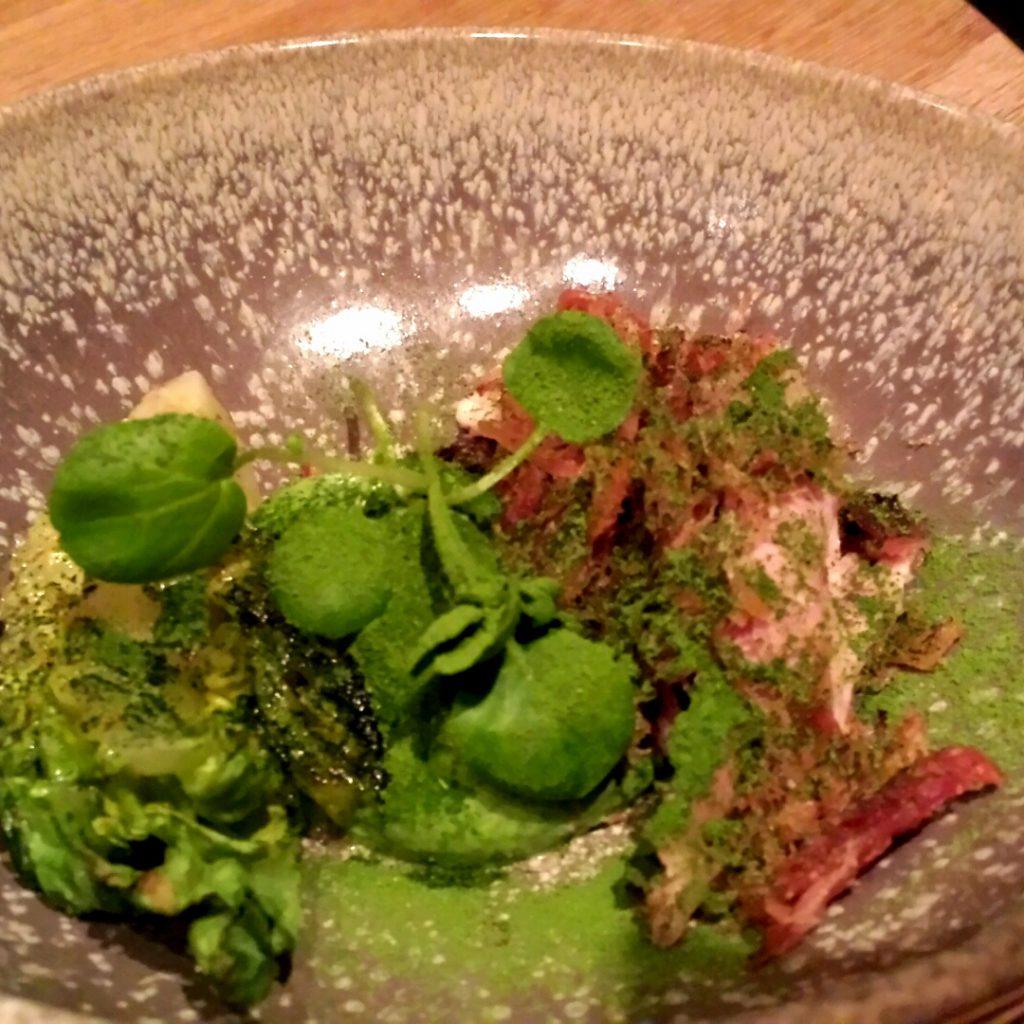 Restaurant Bog - salade
