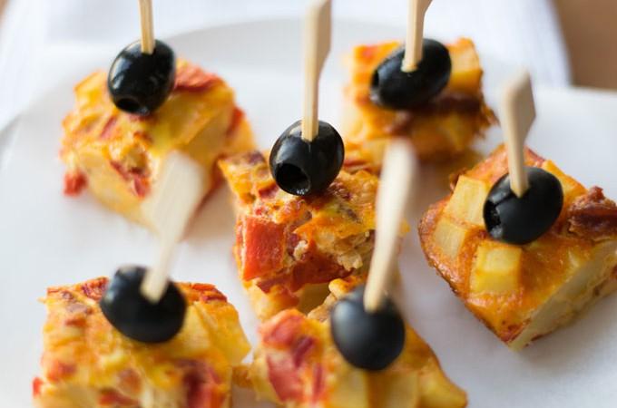 Spaanse-aardappeltortilla-bovenkant