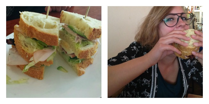 Clubsandwich collage