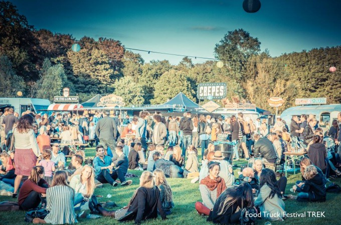 Voor in je agenda: Food Truck Festival TREK!