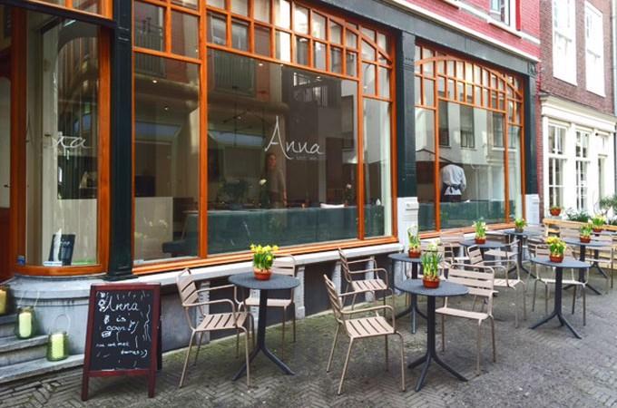Lunchen voor ladies bij Anna in Den Haag