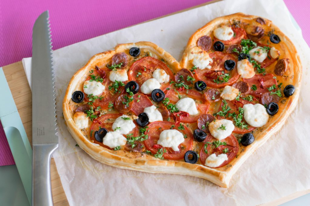 Love pizza - Anniepannie.nl