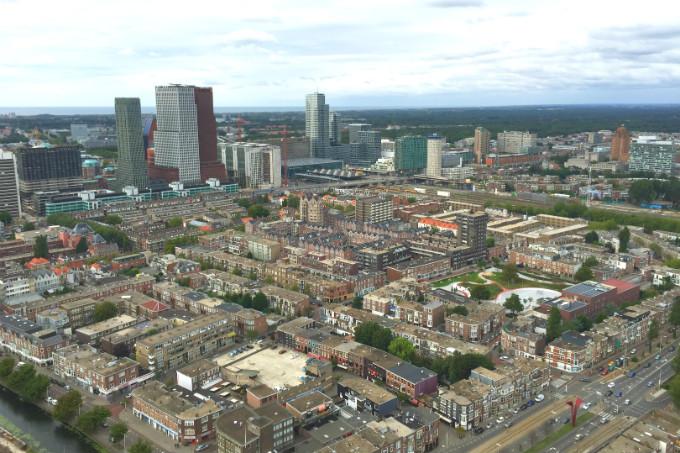 De Haagse toren uitzicht - Anniepannie