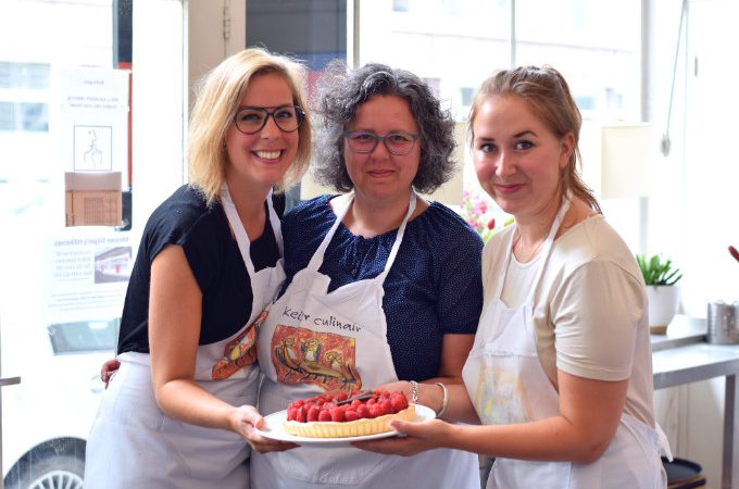Team bakworkshop - Anniepannie
