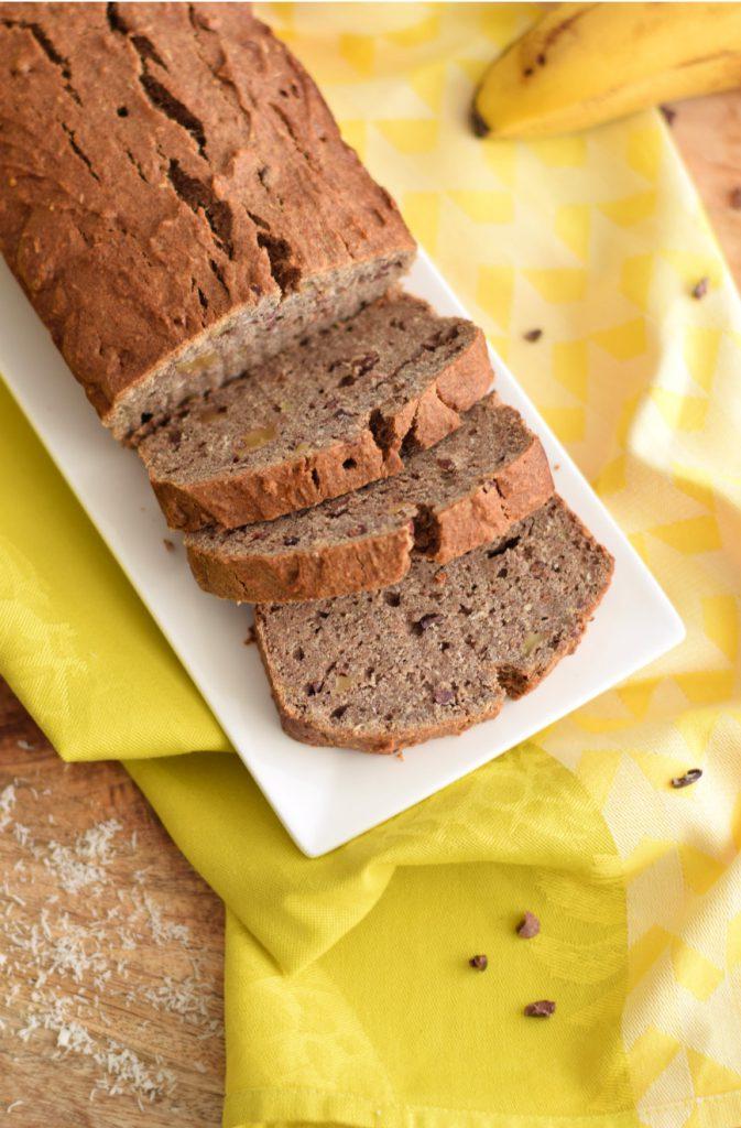 gezond bananenbrood 1 - Anniepannie.nl