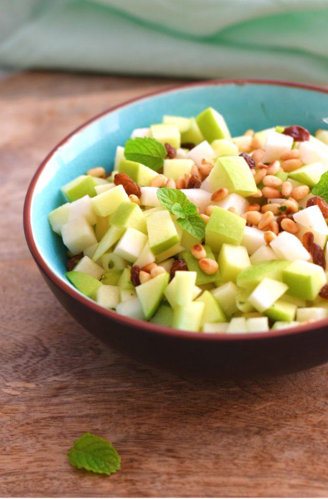 koolrabi salade 1 - Anniepannie.nl