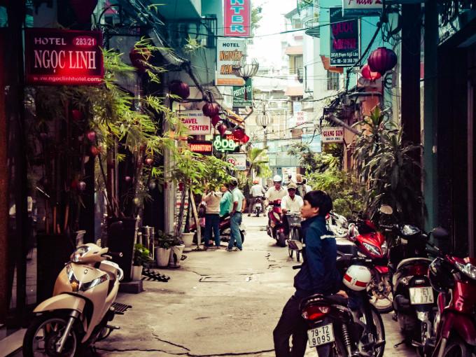 Ho Chi Minh Vietnam - Anniepannie.nl - foto by Roel van Osch