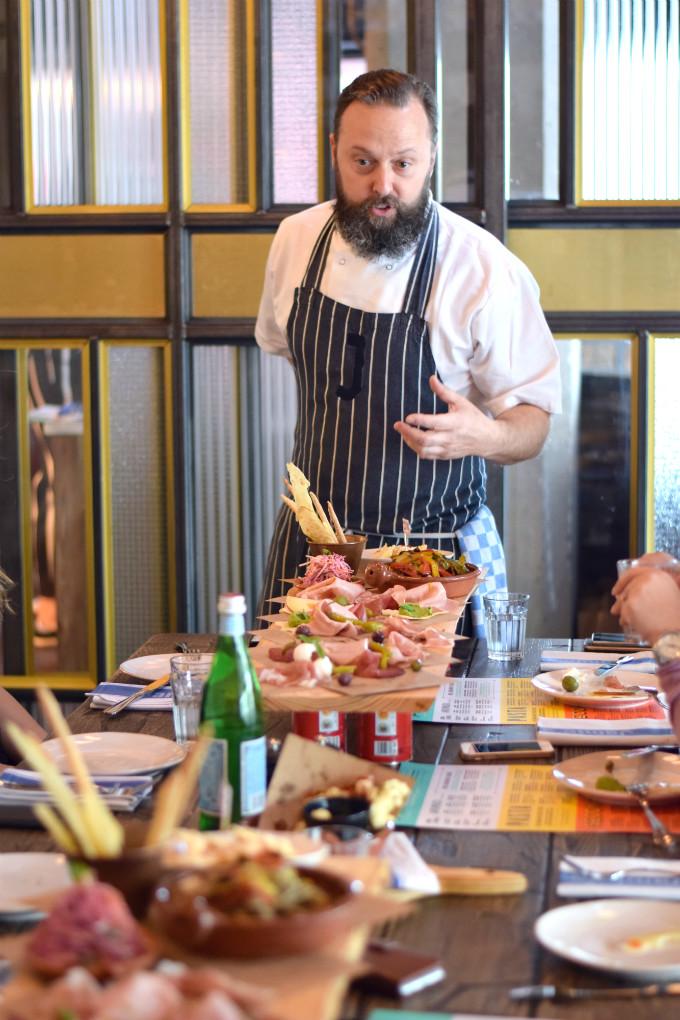 Jamies Italian chef - Anniepannie.nl