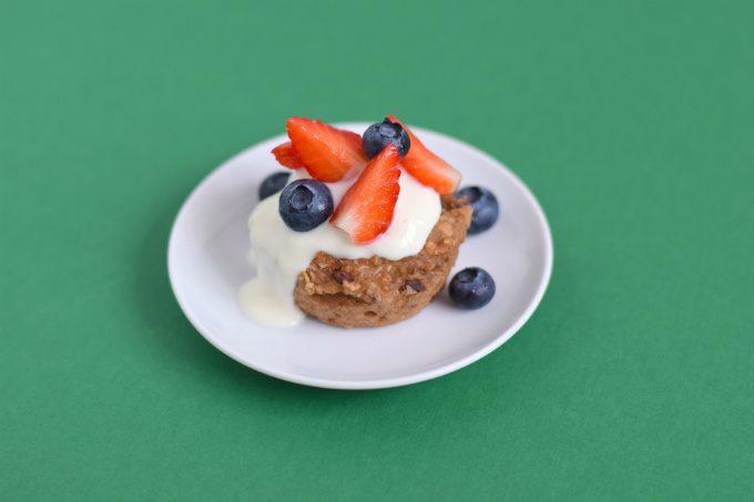 Ontbijtmuffins met havermout - Anniepannie.nl