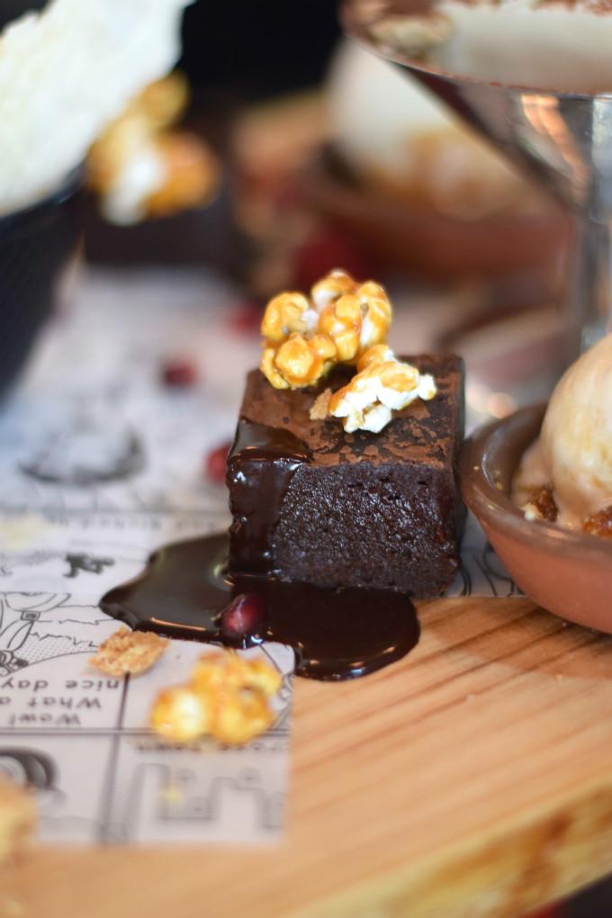jamies italian den haag brownie - Anniepannie.nl
