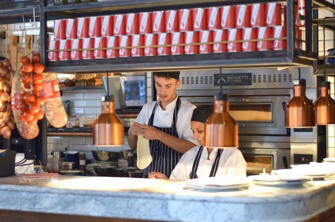 jamies italian den haag kitchen - Anniepannie.nl