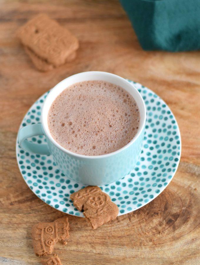 Chocolademelk van cacaopoeder - Anniepannie.nl