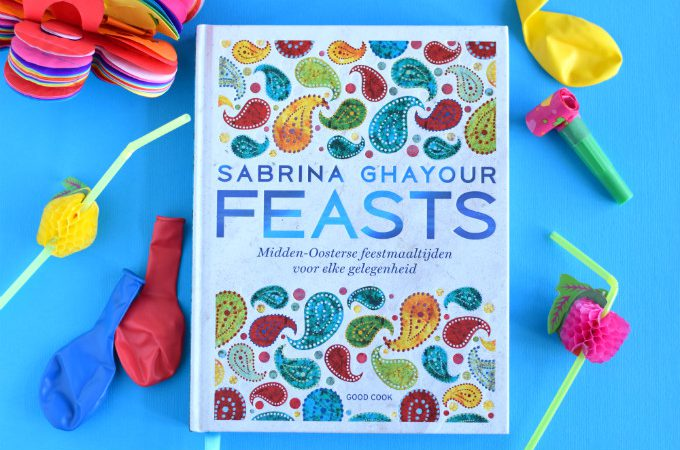 Feasts van Sabrina Ghayour – kookboek review