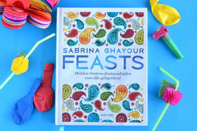 Review Feasts Sabrina Ghayour- Anniepannie.nl