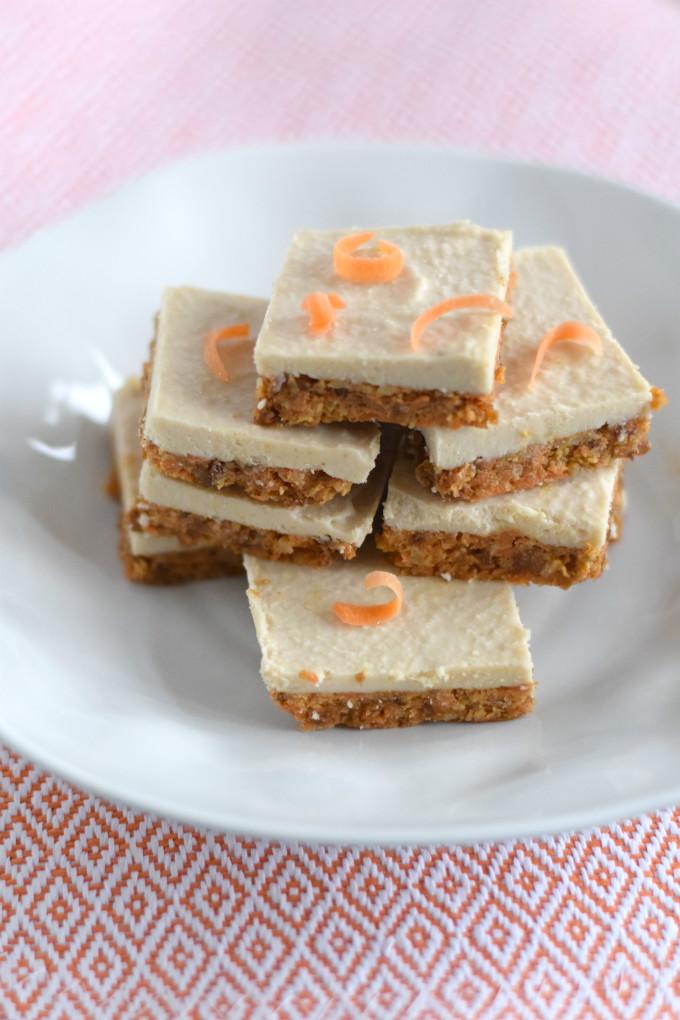 blij suikervrij vegan carrot bites - Anniepannie