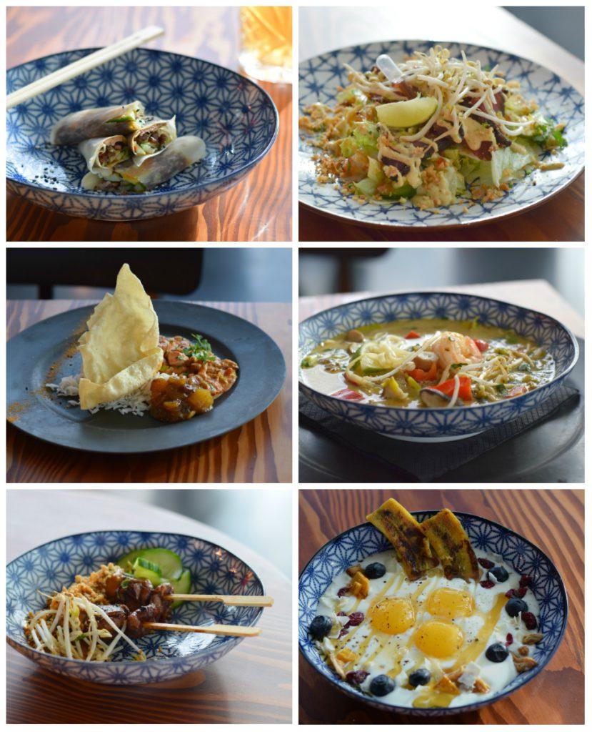 Boogie Street Food - collage - Anniepannie