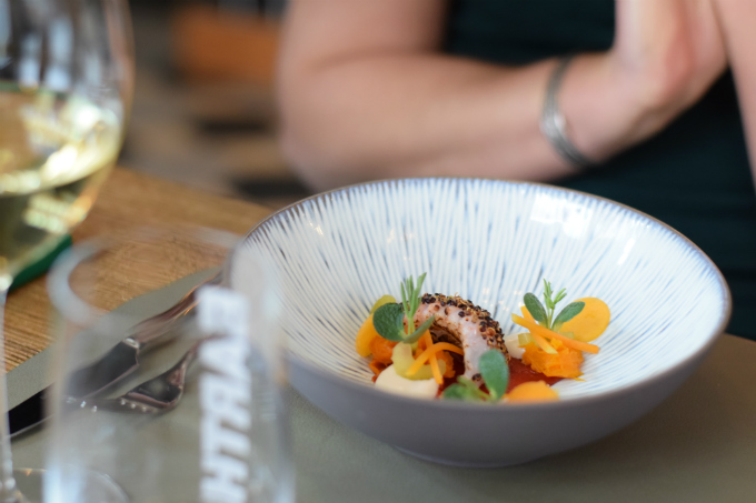 langoustine restaurant 6en24 - anniepannie