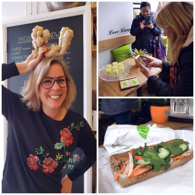 Foodtour in Den Haag - Grab n bite