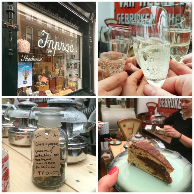 Foodtour in Den Haag - Inproc koffie en thee