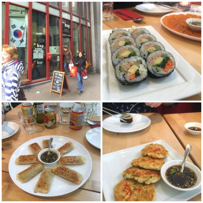 Foodtour in Den Haag - Mr Bap