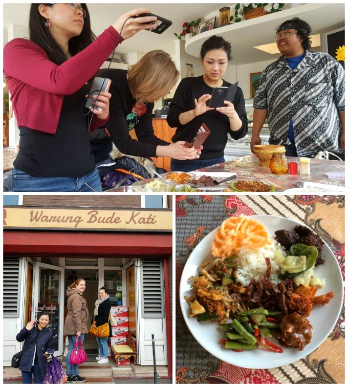 Foodtour in Den Haag - Warung Bude Kati
