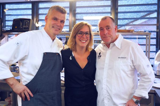 Restaurant Hofstede Meerzigt Alain Adriaanse en Ron Blaauw - Anniepannie