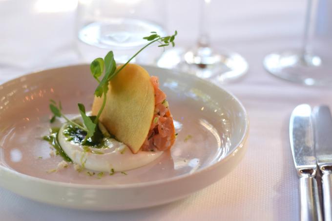 Restaurant Hofstede Meerzigt met Ron Blaauw - Anniepannie