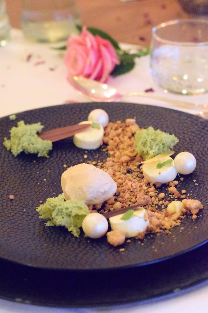 grand blogger dinner 2018 dessert - Anniepannie