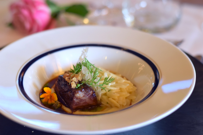 grand blogger dinner 2018 shortrib la rive - Anniepannie