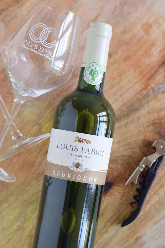 Sauvignon blanc - Louis Fabre - Anniepannie
