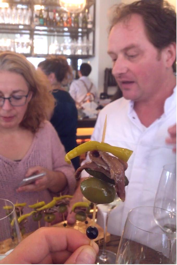 Haagse foodtour - Tapisco