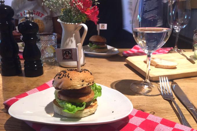 Haagse foodtour burger