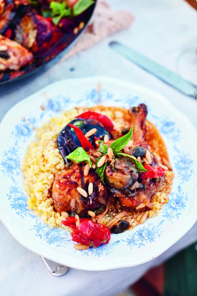 Salina kip uit Jamie kookt Italie