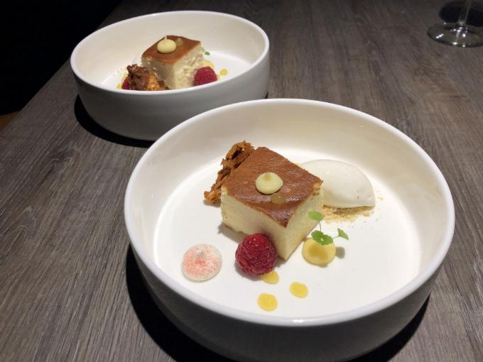 surprise dinner dessert - anniepannie