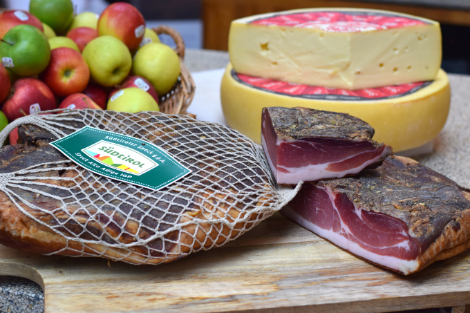 Producten uit Zuid-Tirol - Anniepannie