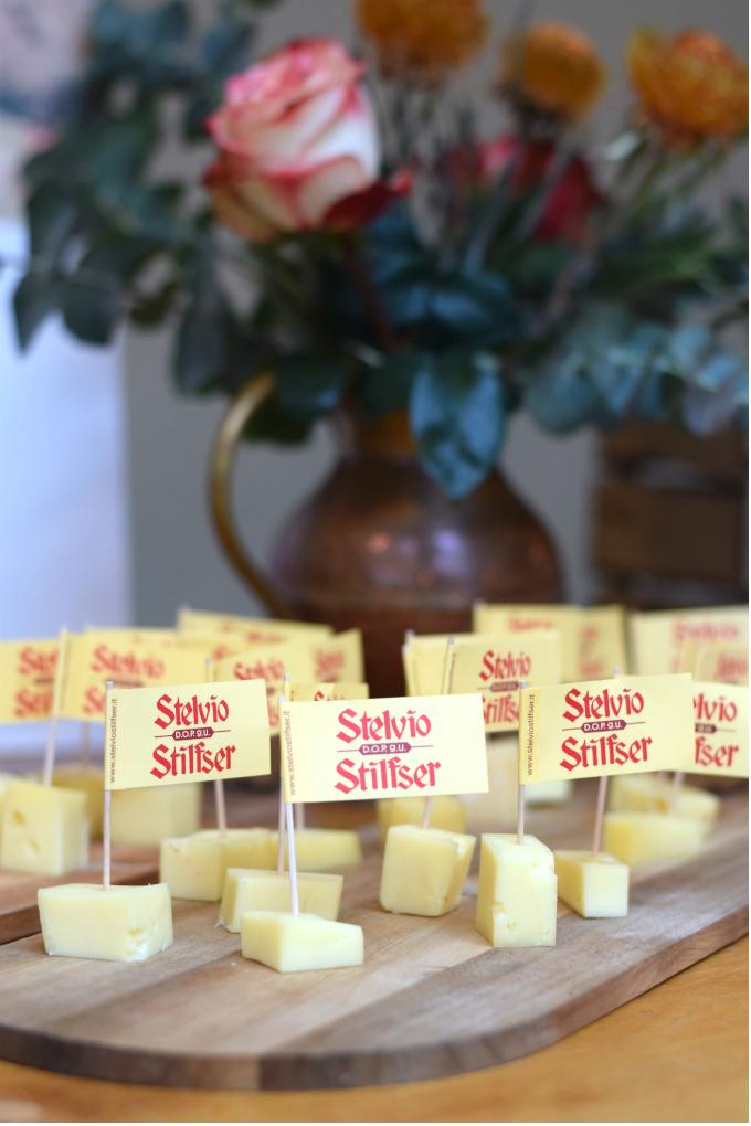 Stilfser kaas uit Zuid-Tirol - Anniepannie