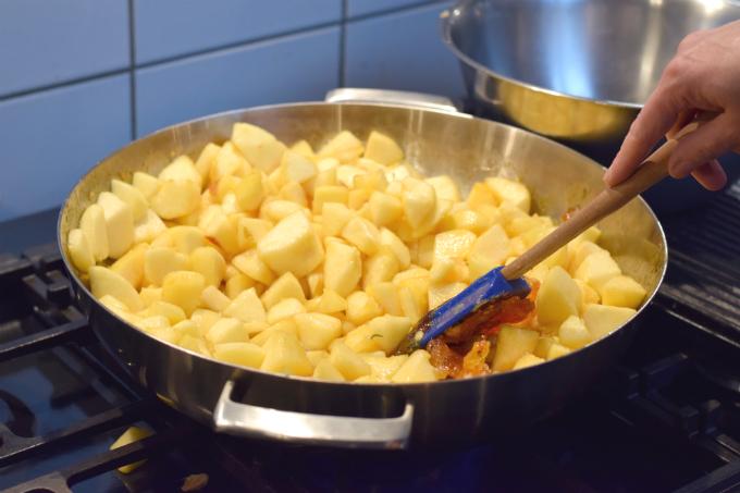 Zuid-Tiroler appeltjes bakken - Anniepannie