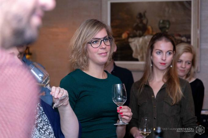 Champagneproeverij Bouzy Den Haag - Anniepannie