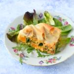 Hartige taart met pompoen - thumbnail