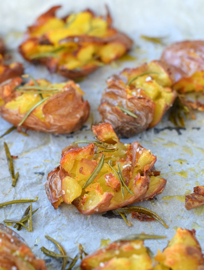 Roseval aardappels uit de oven - extra crunchy - Anniepannie