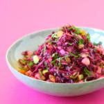Rode kool salade met appel thumbnail - Anniepannie