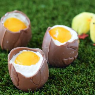 Gevulde chocolade eieren - ANNIEPANNIE