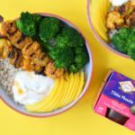 Indiase chicken tikka bowl - ANNIEPANNIE