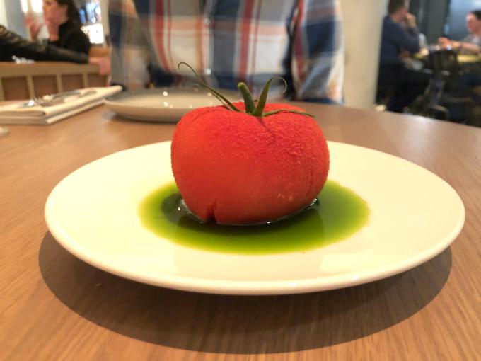 restaurant persijn - caprese