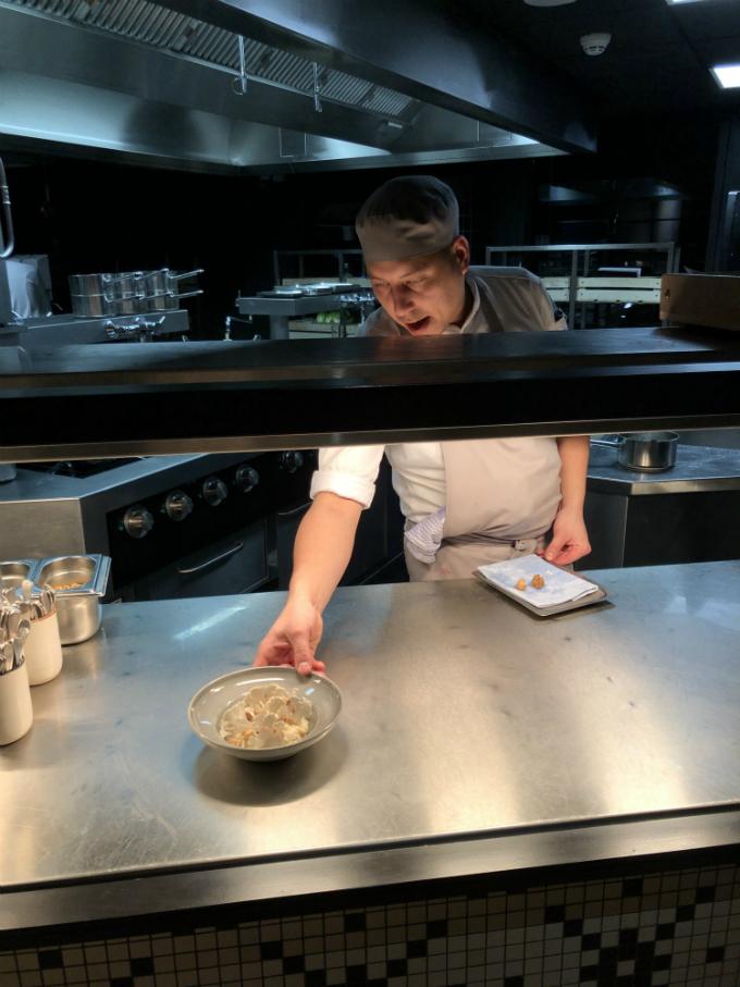 restaurant persijn - keuken